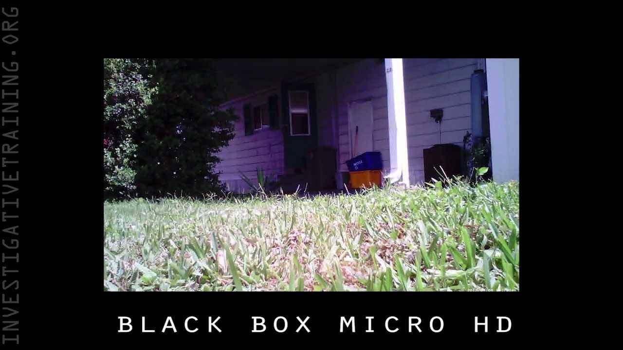 Black Box Micro HD and Pro HD - YouTube