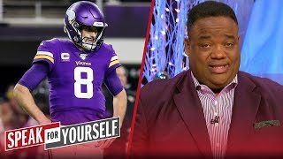 A $28 million salary & Kirk Cousins is still a fourth round QB — Whitlock | NFL | SPEAK FOR YOURSELF