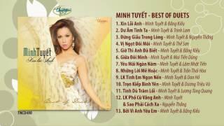 CD Minh Tuyết - Xin Lỗi Anh / Best of Duets (TNCD480)