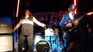 Dirty DC : Thunderstruck @ Live Rooms, Chester 03/09/2016