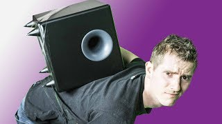 A Wearable Subwoofer – Less Stupid than it Sounds