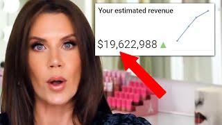Tati made $19.6 MILLION DOLLARS off James Charles beef
