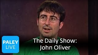 The Daily Show Writers - John Oliver at the DNC Convention