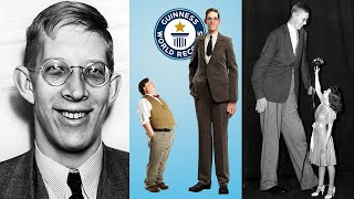 Tallest Man Ever: Unbeatable? - Guinness World Records