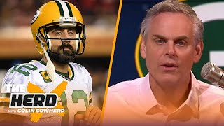 Rodgers' personality continues to be an issue, Vikings can't afford to extend Cook | NFL | THE HERD