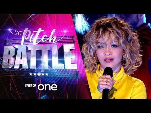 Rita Ora performs 'Your Song' - Pitch Battle: Live Final | BBC One