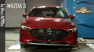 Mazda 3 Crash Test Euro NCAP | May 2019 Ratings