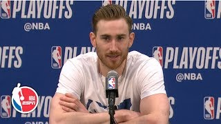 Gordon Hayward says recovery from injury was 'worth it' after sweeping Pacers | 2019 NBA Playoffs