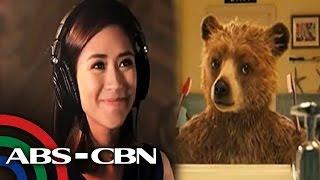 'The Glow' ni Sarah G, 'Paddington Bear ' ni Xian Lim
