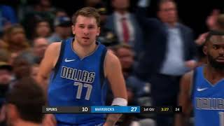 Luka Doncic Sets New Career-High With 42 Points, 17 Points in First