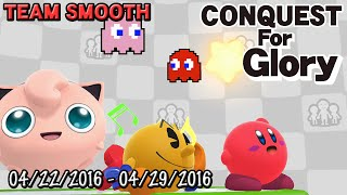 Key to Success | Team SMOOTH ~ Conquest For Glory #9 | Super Smash Bros. for Wii U