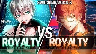◤Nightcore◢ ↬ Royalty [Switching Vocals]