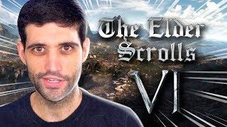 Quase DESMAIEI AO VIVO, The Elder Scrolls 6 anunciado e a nova geração de consoles vem aí