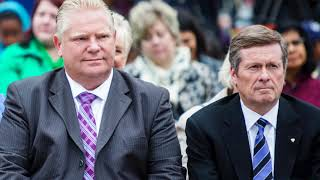 THE WAR ROOM: ONTARIO EDITION: Breaking down the Tory Vs. Ford feud!