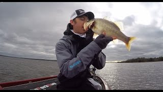How to Catch Bass in Early Spring Shallow Cover