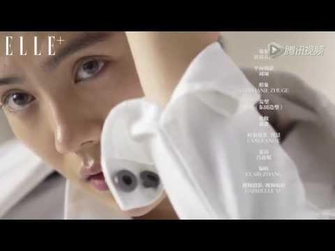 [ENG CC] 150126 ELLE Magazine - Exclusive Interview - 鹿晗 Luhan 720P