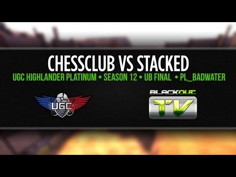 UGC HL Season 12: Tourettes Chessclub vs Stacked