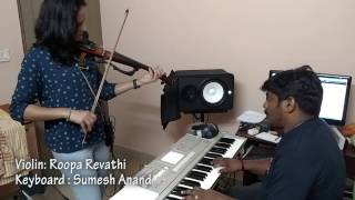 Johnson Master Hits | Roopa Revathi | Violin