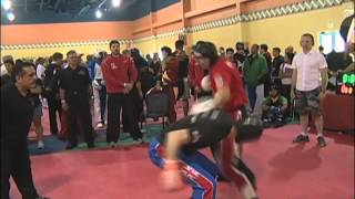 Fighting Highlights from the 2013 US Open Karate Tournament