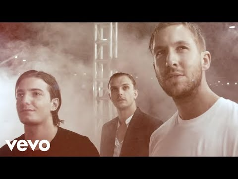 Calvin Harris & Alesso - Under Control (Official Video) ft. Hurts