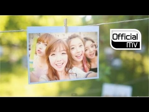 GIRL'S DAY(걸스데이)_WHITE DAY MV