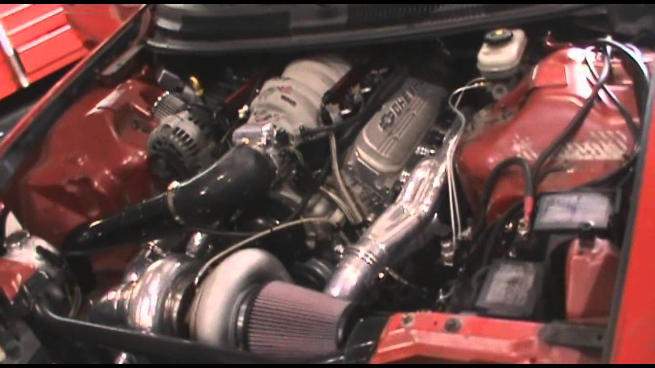 What Is Flex Fuel >> Corey's ProEFI LS1 Turbo Camaro DYNO and LAUNCH by Sound Performance - YouTube