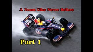 The Rise of Red Bull Part 1