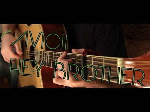 Baixar Avicii - Hey Brother (fingerstyle guitar cover by Peter Gergely) [WITH TABS]