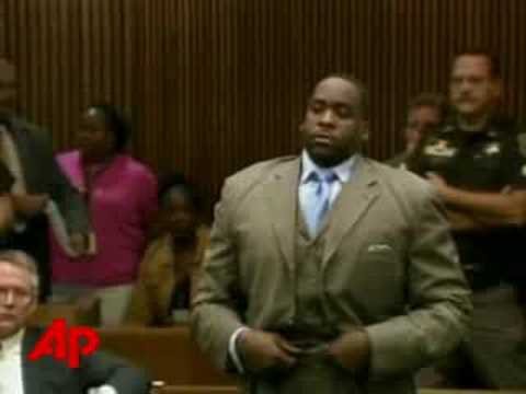 Assault Charges Filed Against Kwame Kilpatrick