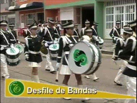 Semana de la Cultura. Concurso de Bandas.