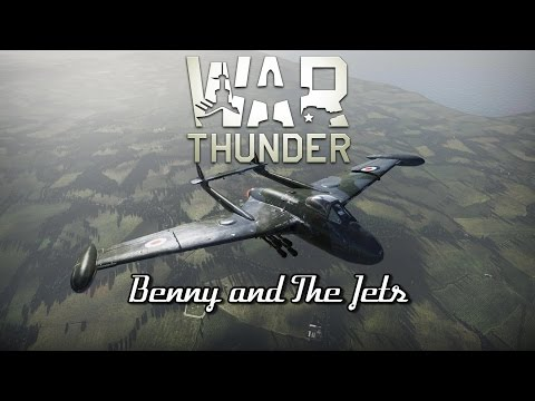 War Thunder - Benny and The Jets