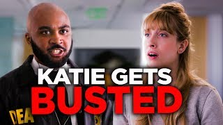 Katie Gets Busted