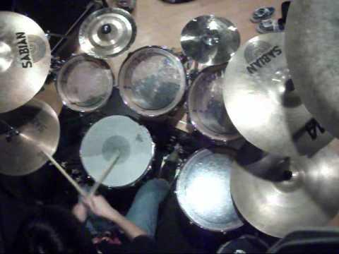 Sonata Arctica - San Sebastian (revisited) drum cover