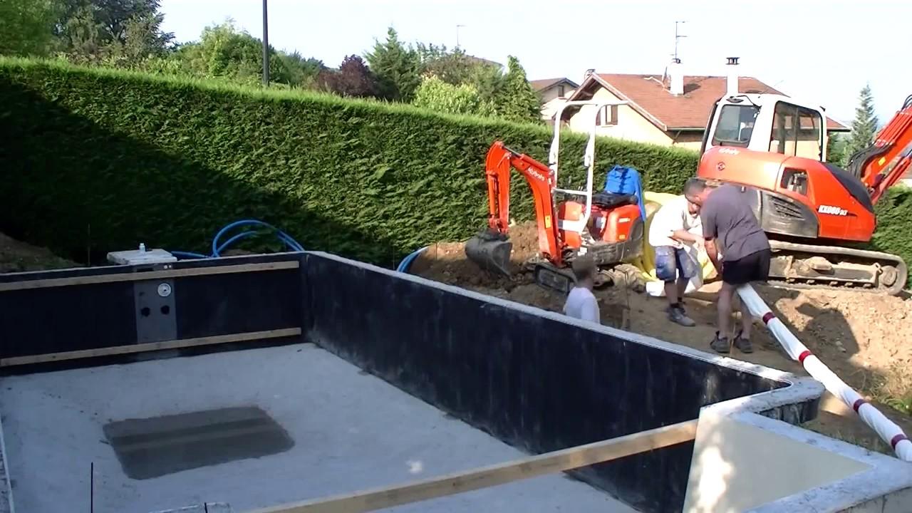 Construction D Une Piscine elephanteau piscine desjoyaux