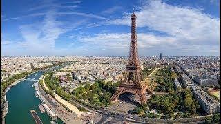 Du lịch thành phố  London và Paris - NEW