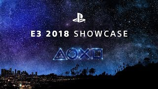 PlayStation - E3 2018 Showcase