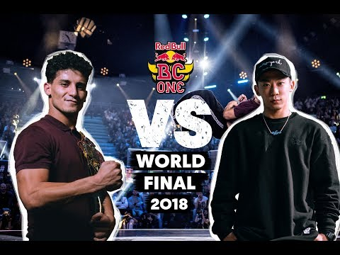 Lil Zoo (AUT) vs. Vero (KOR)   Top 16   Red Bull BC One World Final 2018