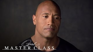 How a Bout of Depression Led to Dwayne Johnson's Career-Defining Moment | Oprah's Master Class | OWN