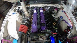 2JZ Wake up #KRSTDRFT drift lifestyle vlog #244