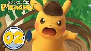 "Detective Pikachu - ""Find The Necklace!"" | Episode 2! [Chapter 1 100% Walkthrough]"