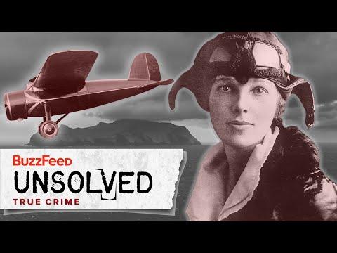 The Odd Vanishing of Amelia Earhart