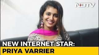 With A Wink, Smile And A Nod Priya Prakash Varrier Steals Hearts Of Millions