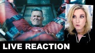 Deadpool 2 Final Trailer REACTION