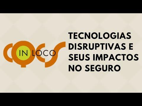 Imagem post: Palestra: Tecnologias disruptivas e seus impactos no seguro
