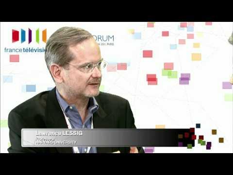 EG8 FORUM: Lawrence Lessig