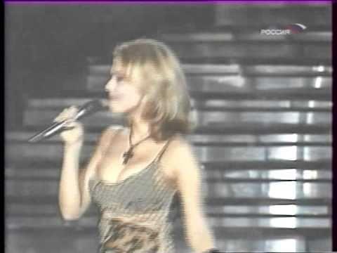 Blestjashie (Блестящие) - Kaplya v more (Капля в море) Dec 2002 live