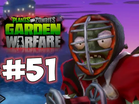 Plants Vs. Zombies - GARDEN WARFARE - PART 51 - CRICKET STAR! (HD GAMEPLAY) - Blitzwinger  - y_jU2jh7rpk -