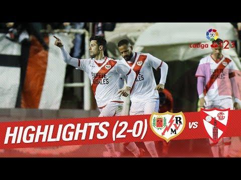 Rayo Vallecano vs Sevilla Atletico
