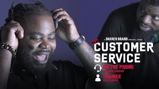 Customer Service S2 - EP 1: Jordan Brand Call Center