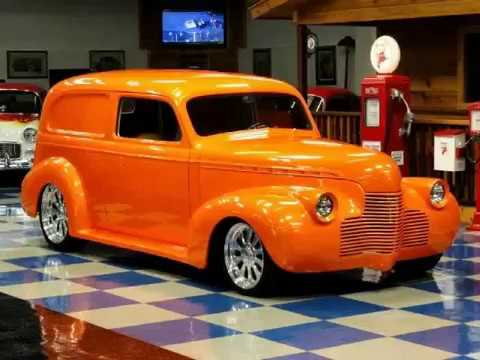 1940 Chevrolet Custom Sedan Delivery - www.AllCollectorCars.com For Sale